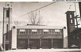 Fire Department in earlier times.
