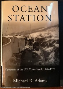 This is an excellent book, and my real-life bar buddy served on one of these ships.