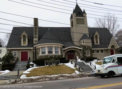 First Baptist Church of Lexington, MA