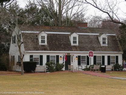 The Lexington Visitors Center.