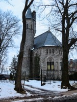 Saint Anthony Hall - Trinity College