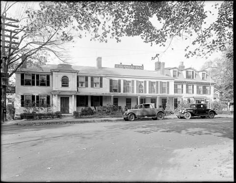 Colonial Inn, 1929.