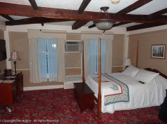My room in the Colonial Inn.