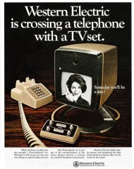 Western Electric's answer.