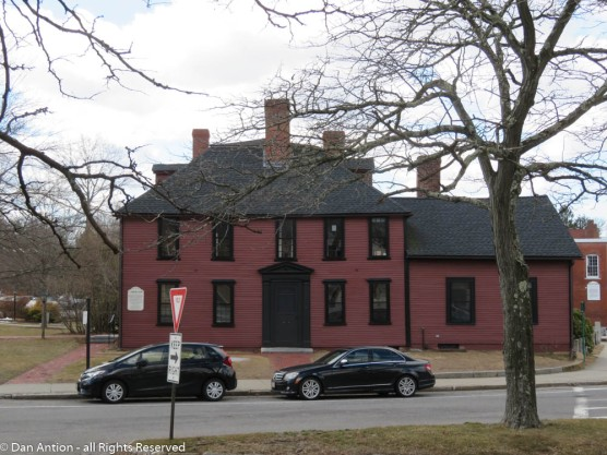 Wright Tavern (also referred to as Wright's Tavern in several sources).