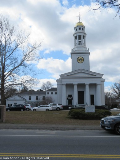 First Parish Church - Concord, MA