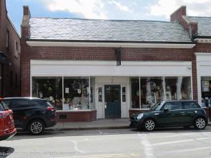 Main Street shop - Patina Green.