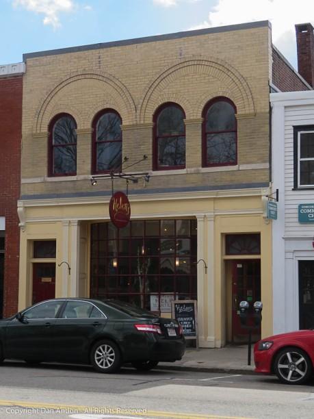 Helen's Restaurant.