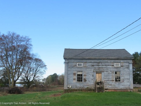 This house needs a lot of TLC, but there is something attractive about it.