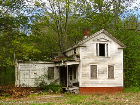 This house is currently for sale. Just leads a little TLC.