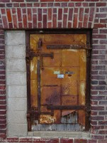 "There are several doors of this general ""style"" - this place was built for function - not form."