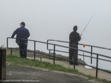The guy on the right lost his hook shortly after I took this picture.