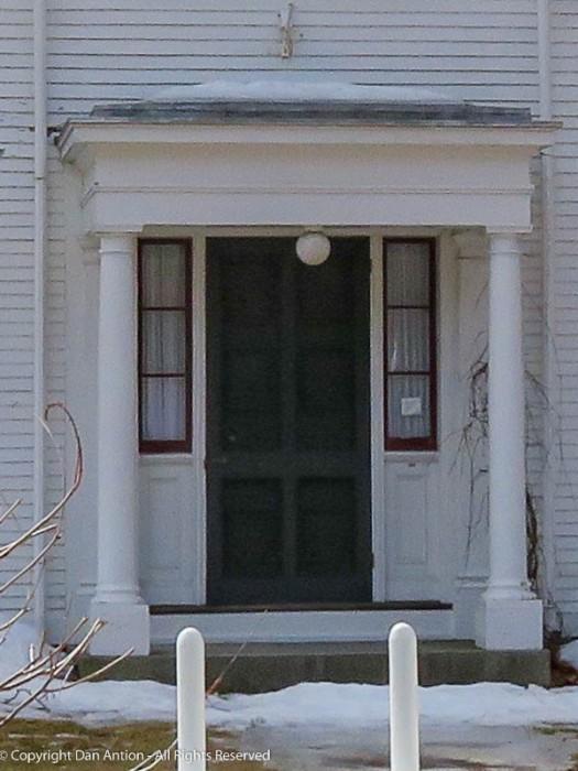Emerson House Front Door
