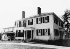 Emerson house from the NRHP nomination form.