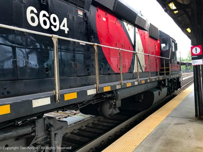 CT Rail - Ready to roll.