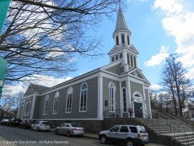 Quite an impressive church.