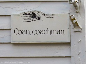 Other than the fact that it's the Coan Coachman house, I wasn't able to find much about this home.