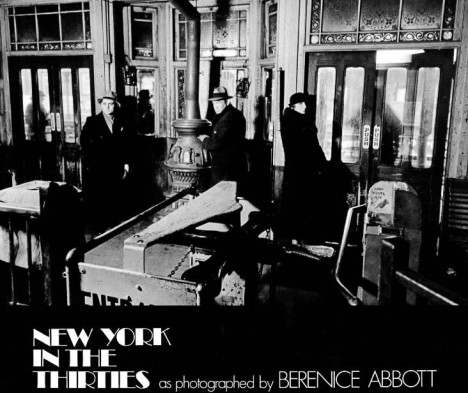 Berenice Abbott is remembered as one of the most independent, determined and respected photographers of the twentieth century. She was born in Springfield, Ohio on July 17,1898. Abbott recounted a lonely, unhappy childhood. However, later in life, she attributed her strong characteristics of self-reliance, determination and independence to her unfortunate childhood experiences.