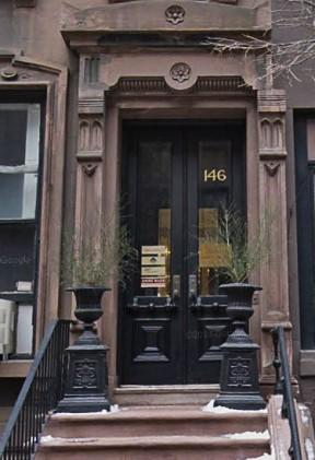 A door for Dan - 37th Street....