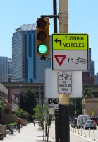 Despite the steep hills, triangular city layout and narrow streets, Pittsburgh is known to be a very bike friendly city.
