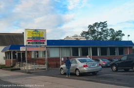 Back in the early 80s. we used to gather here for a late-night breakfast after a Friday night celebration.