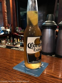 My Corona found its lime.