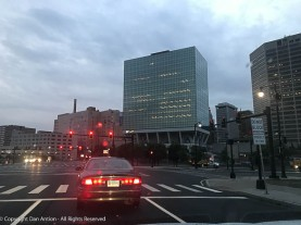 Early morning in Hartford. Not many people working at 6:15am.