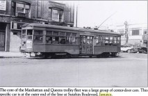 Lost Trolleys of Queens and Long Island By Stephen L. Meyers