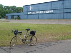 A few weeks after the blowout, I returned to the Air Museum.
