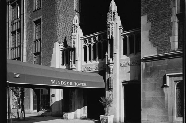Windsor Tower - Tudor City Complex, Windsor Tower, 5 Tudor City Place, New York County, NYC - Historic American Buildings