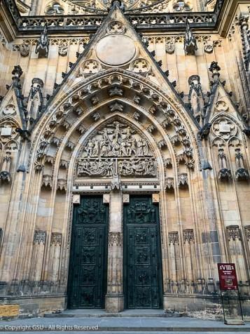 Wonderful entrance.