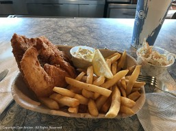 Fish & Chips - Sorry.