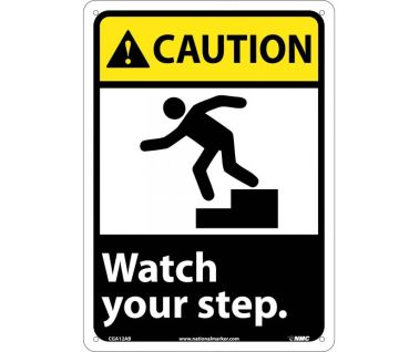 watch step sign