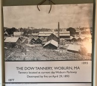 Historic Woburn business.