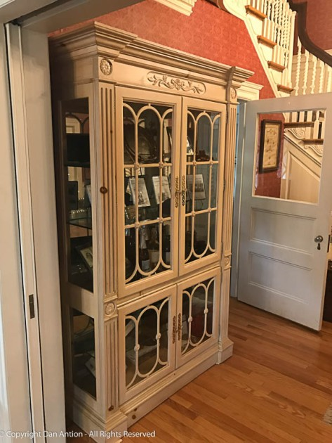 That's a very nice cabinet.
