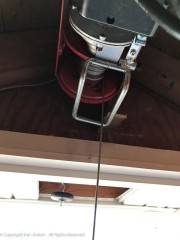 I bought this hoist at Harbor Freight - on sale for about $75. I use it 3 or 4 times a year and it's wonderful.