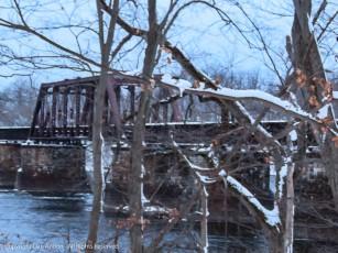 My favorite railroad bridge.