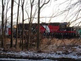 CT Rail - a.k.a. my train.