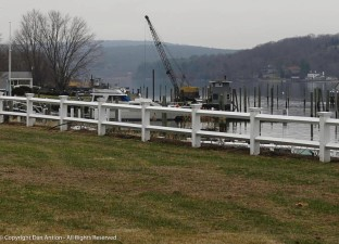 Working alongside the river has been an ongoing theme in CT for several hundred years.