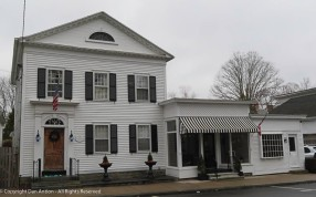The main house dates back to 1819.