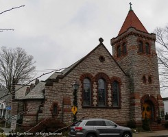St. John's Episcopal Church.
