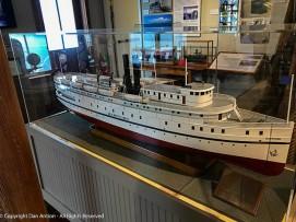 "Model of the ""Hartford"""