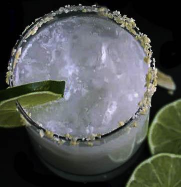 Coconut Margarita - Pinterest