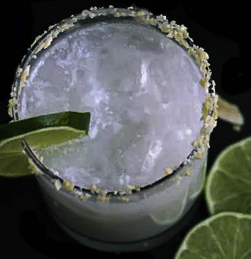 Coconut Margarita - Pinterest