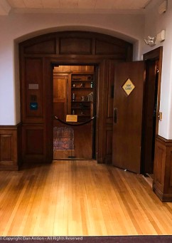 The museum is located in the house of one of Connecticut's industrial pioneers. The interior woodwork is amazing.