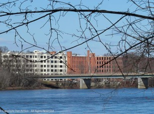 The Montgomery Mill has been repurposed as apartments and is now almost fully rented.