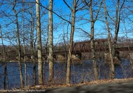 My (other) favorite railroad bridge.