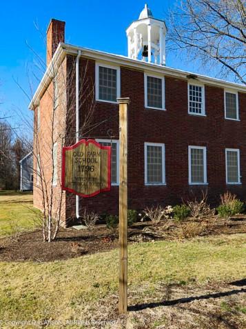 Old Farm School 1796