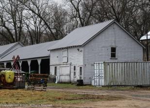 I love barns and barn doors.