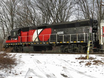 I do like the coloring on this locomotive.